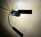 Світильник з кліпсою на 2 яскравих COB діода 150LM, фото 8