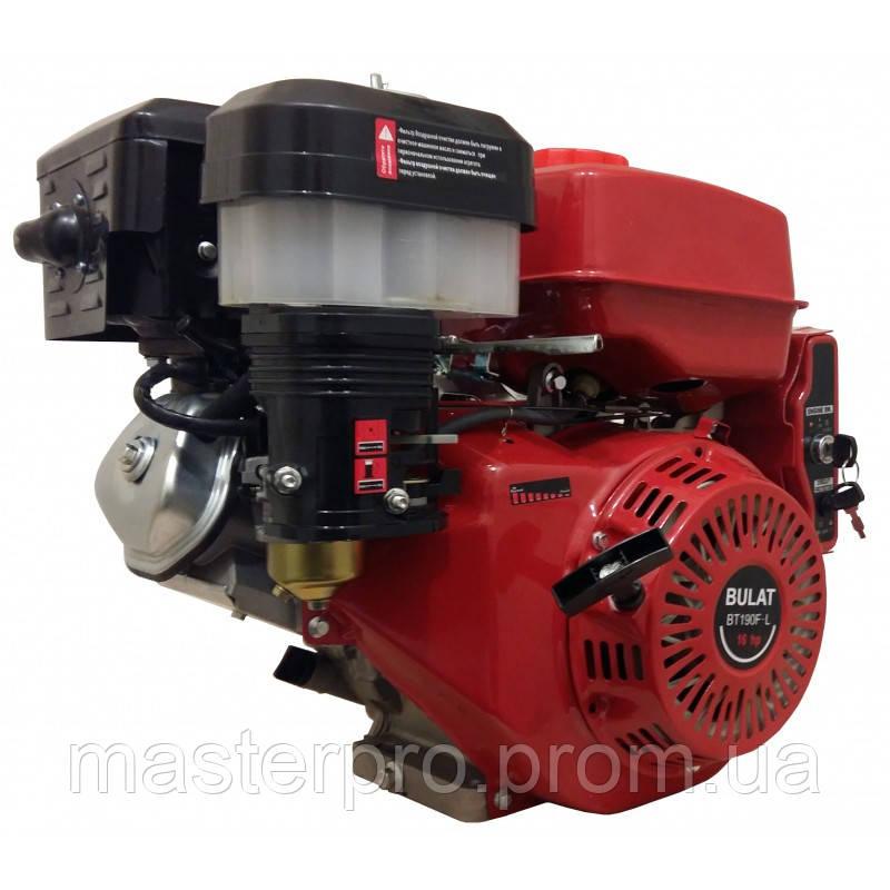 Двигатель с редуктором Bulat BT190FE-L (1800 об/мин. 16 л.с.)