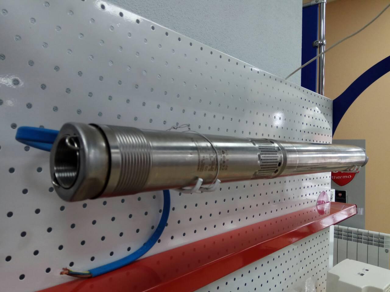 Глубинный насос SQ 3-80 Grundfos