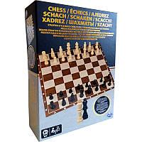 Настольная игра Шахматы с деревянными фигурами Spin Master (SM98367/6033313)