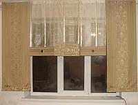 Японские панельки Дамаск оливковый, 2-2,30м, фото 1
