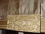 Японские панельки Дамаск оливковый, 2-2,30м, фото 4