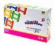 Интересный магнитный конструктор Playmags PM155, фото 4
