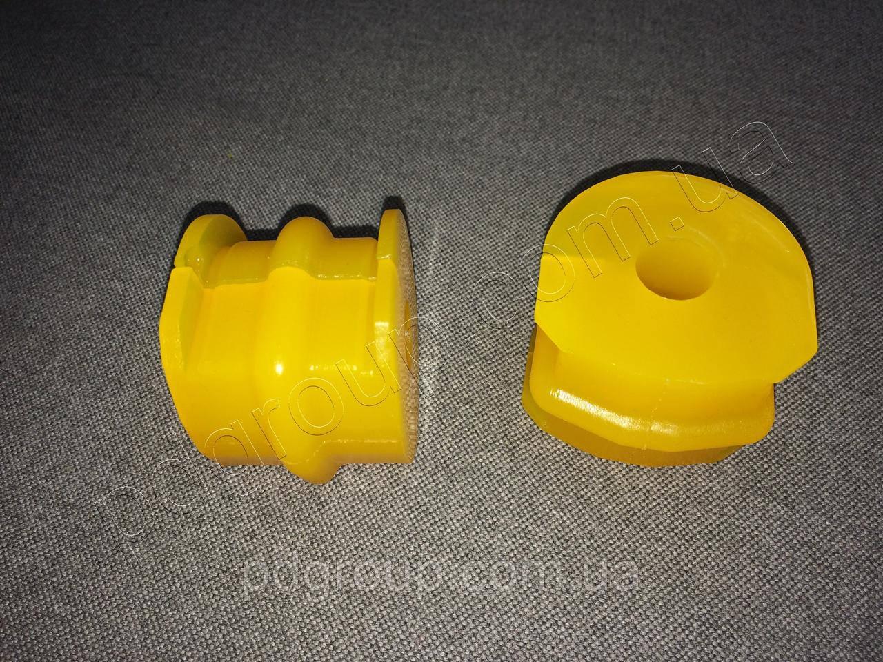 Втулка стабілізатора заднього d=15мм Nissan X-Trail 2 (OEM 54613-JG15C)
