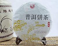 """Китайский чёрный чай - Шу пуэр """"Пуэр БинЧа"""", 2016 год"""