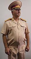 Костюм летний, Генерал майор