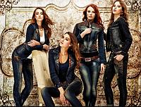 Жіночий одяг з Туреччини
