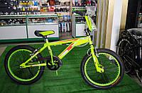 Велосипед Starter BMX зеленый