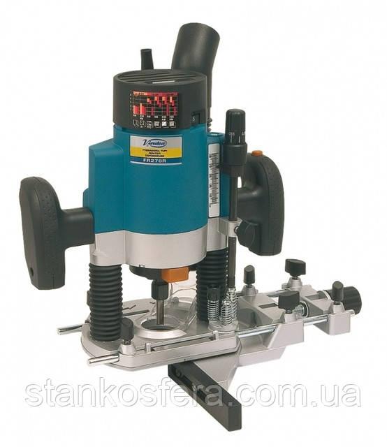 Ручной фрезер Virutex FR278R по дереву и ДСП 1,3 кВт с регулируемой частотой вращения
