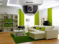 Установка видеонаблюдения в квартире.
