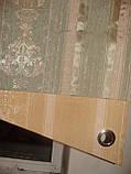 Японские панельки зелень и песочные Арда, 2м, фото 3