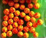 Наживка шарики пенопласта Техно Лещ, maxi (6-8мм), фото 2