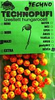 Наживка шарики пенопласта Техно Лещ, maxi (6-8мм), фото 1