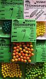 Наживка шарики пенопласта Техно Лещ, maxi (6-8мм), фото 4