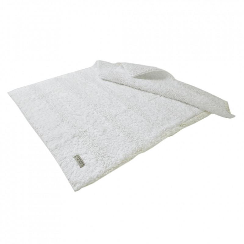 Банный коврик из гидрохлопка с антибактериальной защитой Белый