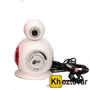 Веб-камера со стерео-колонками и микрофоном CMOS CT-02