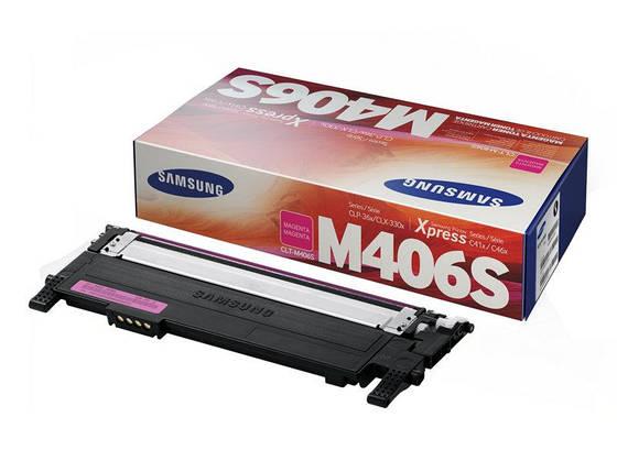 Заправка Samsung CLT-M406S, фото 2