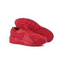 Кроссовки Nike Huarache (реплика), красные