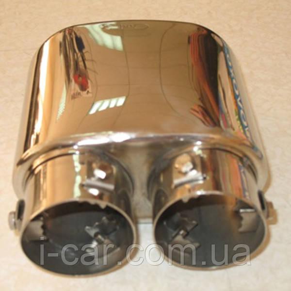 Насадка на глушитель YFX-0026