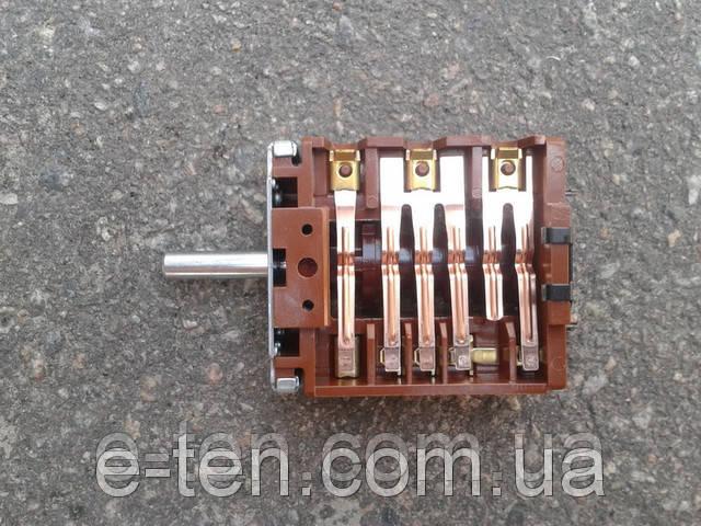 Переключатель режимов пятипозиционный EGO 46.23866.834 для электродуховок ARISTON и др.