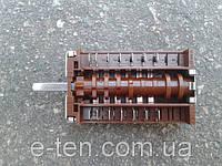 Переключатель ПМ 07001 (42.07001.017) семипозиционный для электроплит и духовок       EGO, Германия, фото 1