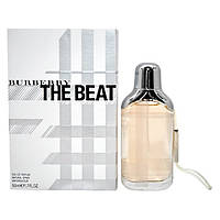 Женская оригинальная парфюмированная вода Burberry The Beat (цветочно-древесный аромат)  50 мл NNR ORGIN