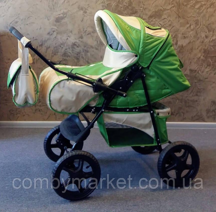 Детская коляска-трансформер Dolphin 24/96, Trans Baby