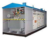 Комплектные трансформаторные подстанции  (мачтовые) КТПМ