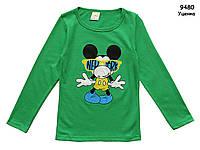 Кофта Mickey Mouse для мальчика. 100 см, фото 1