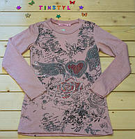 Модная туника на девочку рост 134-146 см