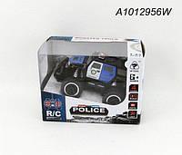 Машина Полиция на радио управлении 1:43, свет, 2 вида