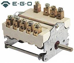 Переключатель 7 позиций EGO 43.27232.000, 300106