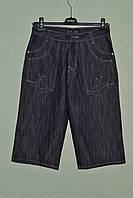 Джинсовые шорты мужские большие