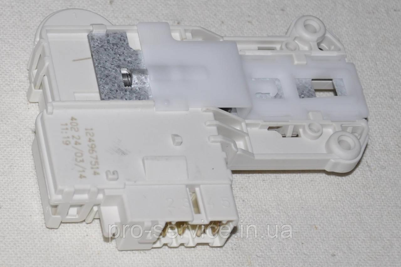 Блокиратор люка 1249675131 для стиральных машин Zanussi, Electrolux