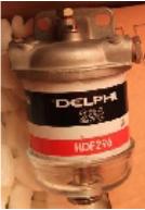 Відстійник для дизельного палива (стакан)