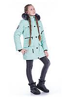"""Зимняя куртка-парка для девочек """"Кимберли"""""""