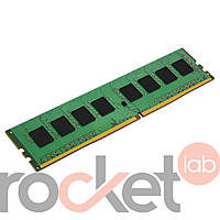 Модуль памяти для компьютера (ОЗУ) DDR4 4GB 2400 MHz Kingston (KVR24N17S8/4)