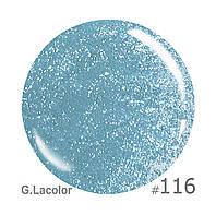 Гель-лак G.Lacolor №116