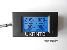 Ватметр / Вимірювач потужності електроенергії / Лічильник електроенергії / Ватметр / 80-260 В, до 20 А / 4,5 кВт