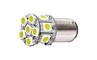Сетодиодная лампа двухконтактная S25-002(2) 5050-13 12V ST