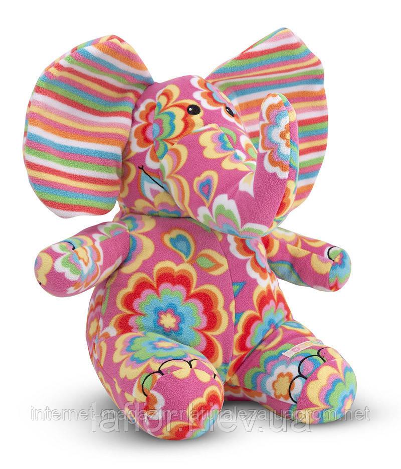 Мягкая игрушка Слоник Салли Melissa&Doug