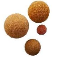 Гумовий мяч 50 мм