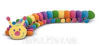Мягкая игрушка Веселая Гусеница 69 см Melissa&Doug
