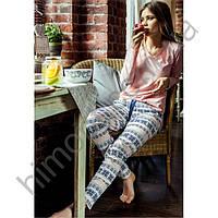 Удобная женская пижама Key (Кей)