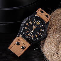 "Мужские наручные часы с датой ""Soki"""