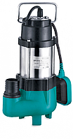 Дренажный насос Aquatica садовый для колодцев 0.25кВт Hmax7.5м Qmax150л/мин ЗагрязнВода