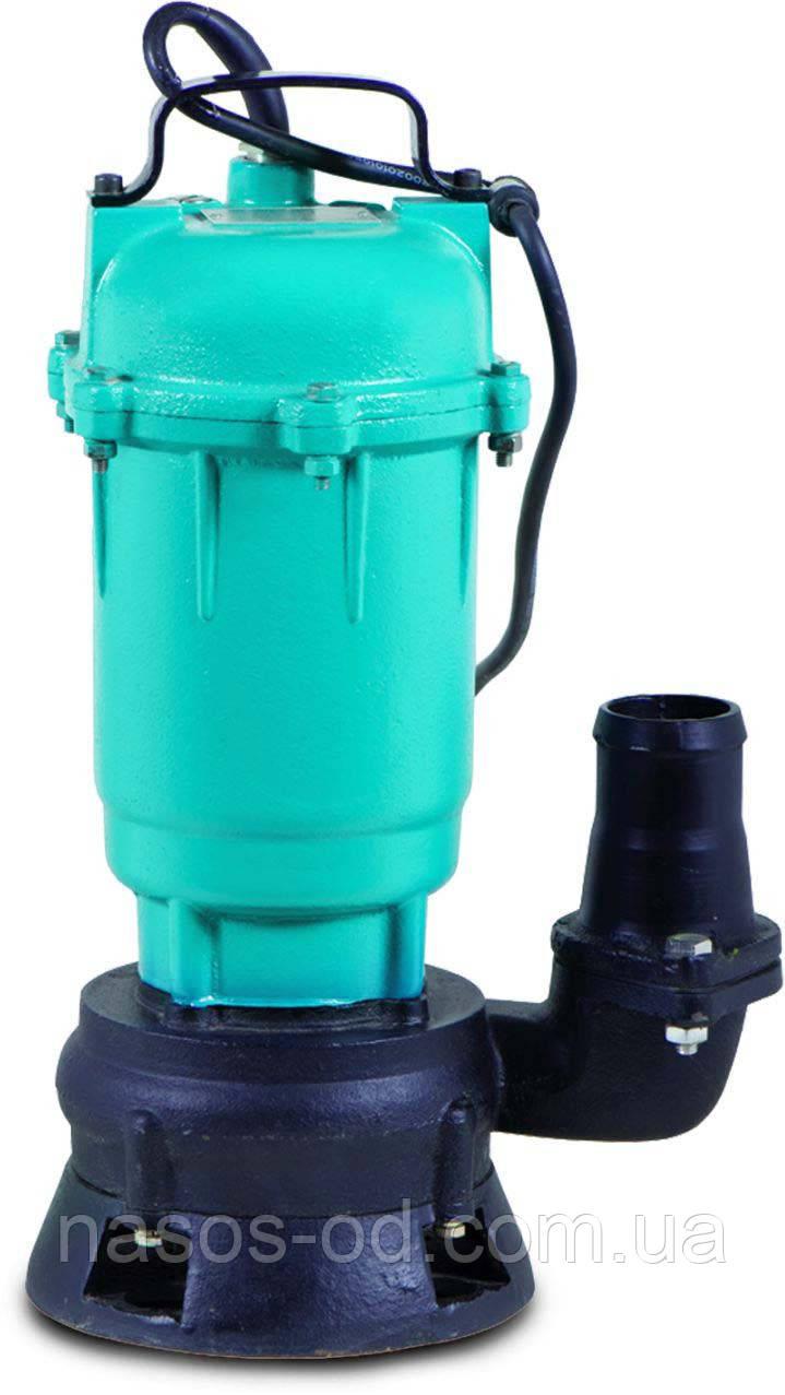Канализационный насос фекальный Aquatica для выгребных ям 0.75кВт Hmax14м Qmax275л/мин