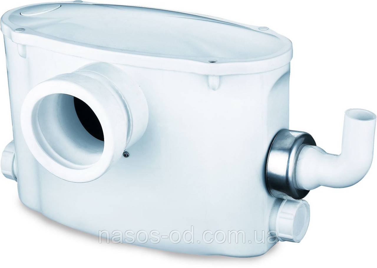 Канализационная станция сололифт Leo (Aquatica) для санузлов 0.37кВт Hmax6.5м Qmax80л/мин (776911)