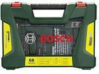 Bosch V-Line 68 Набор сверл и бит