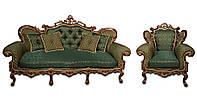 """Новый диван в комплекте с креслом - """"Белла"""" (3+1)"""